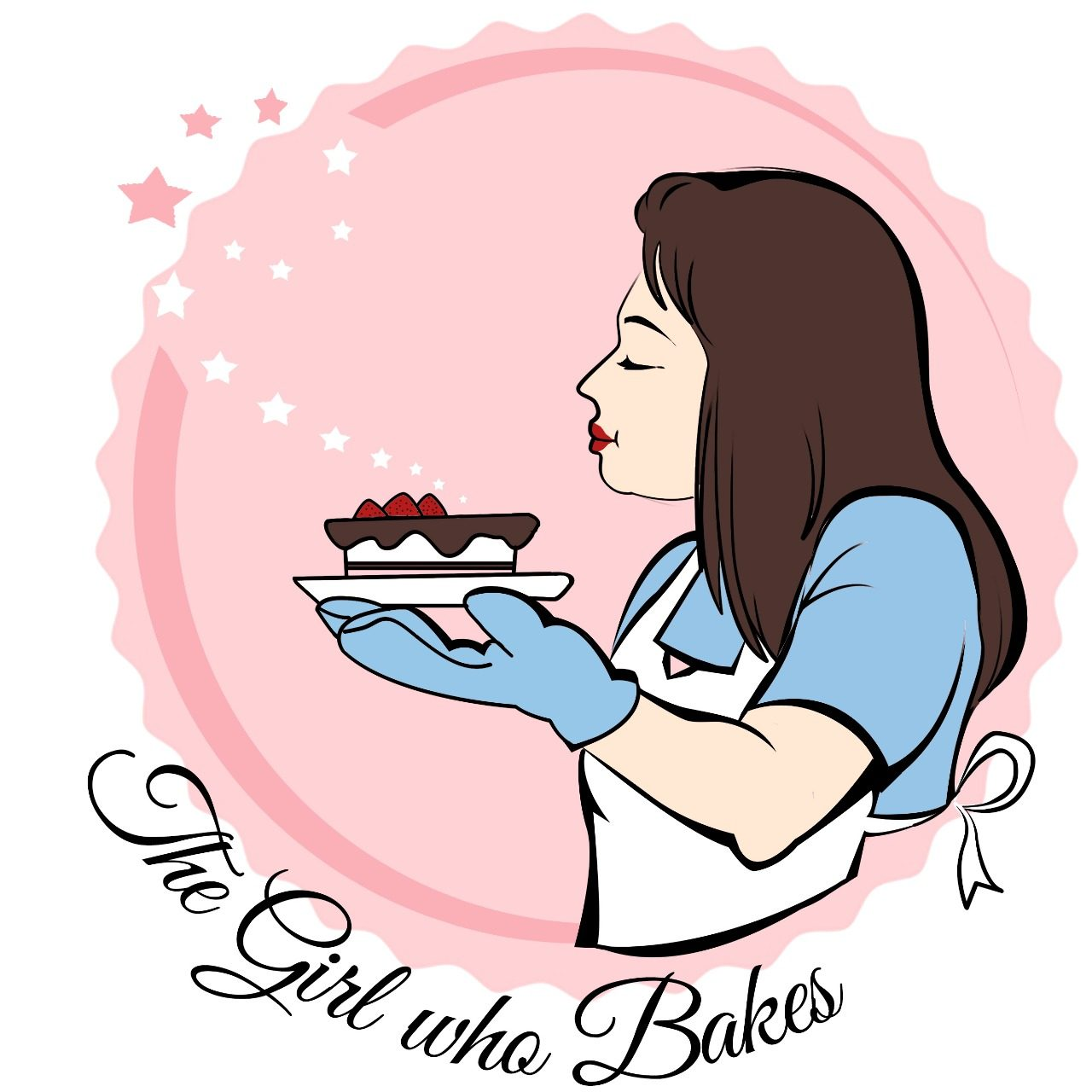 The Girl Who Bakes